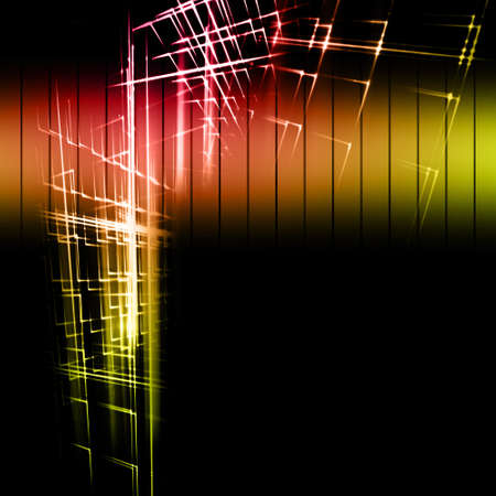 momentum: Futuristic technology background design