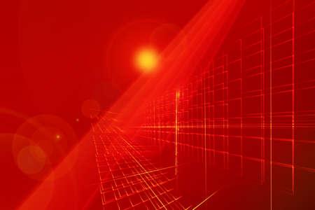 dimensionless: Futuristic technology background design