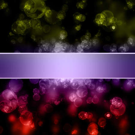 Fantastic powerful bubbles background design illustration illustration