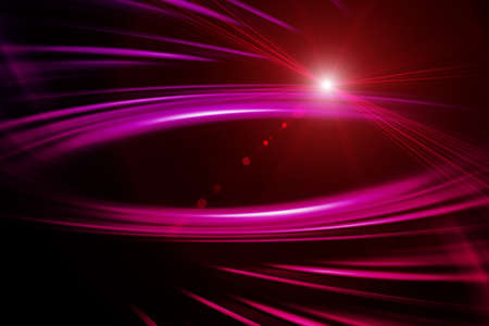 Futuristic technology wave background design with lights Stock Photo - 16623294