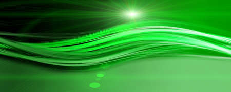 Futuristic technology wave background design with lights Stock Photo - 17020845