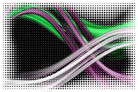 Fantastic elegant and powerful background design illustration Stock Illustration - 17045544