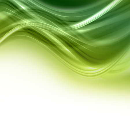 green energy: Abstract elegant background design with space for your text