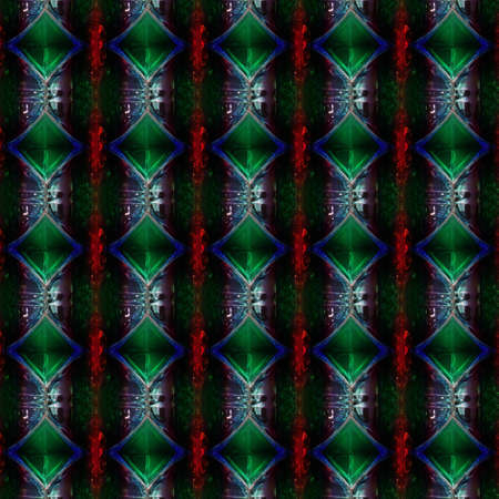 Abstract illustrated wonderful glass background pattern  Stock Photo