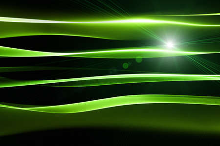 Futuristic technology wave background design with lights Stock Photo - 21423883