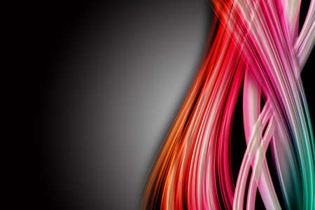 Abstract elegant background design with space