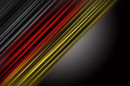 soccer wm: Illustrated German colors for sport events Stock Photo
