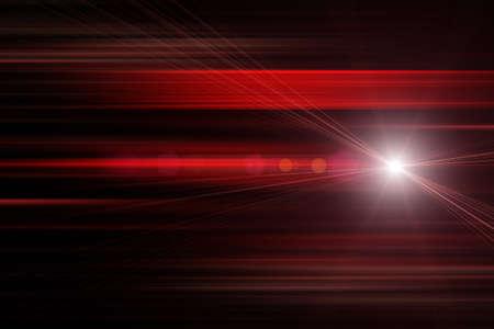 rot: Futuristische Technologie Hintergrund-Design Lizenzfreie Bilder
