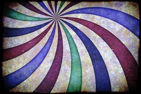 Abstract geïllustreerde grunge patroon voor uw tekst
