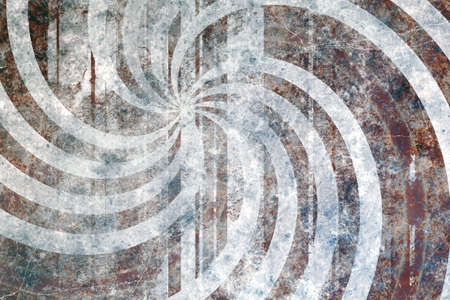 historically: Abstract illustrated grunge background pattern for your text Stock Photo