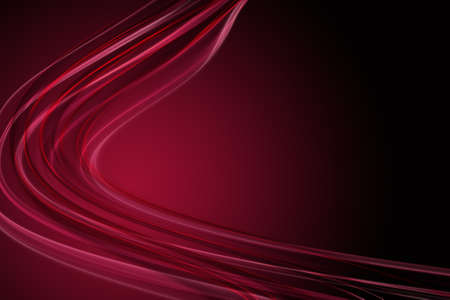 red wave: Abstract elegant background design with space for your text
