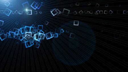progressed: Futuristic technology background design illustration