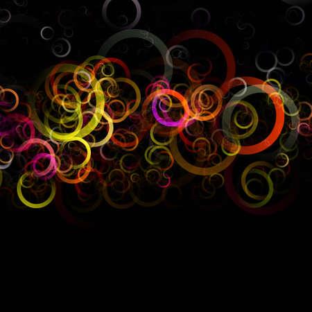우아한 배경: Abstract elegant background design with space for your text
