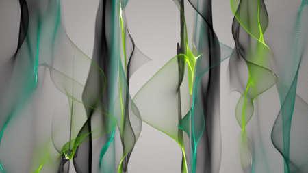 Fantastic elegant eco background design illustration illustration
