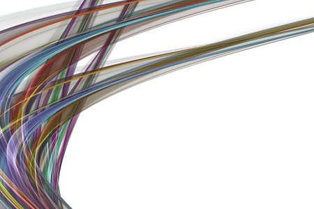 背景デザイン: テキストのスペースと抽象的なエレガントな背景デザイン