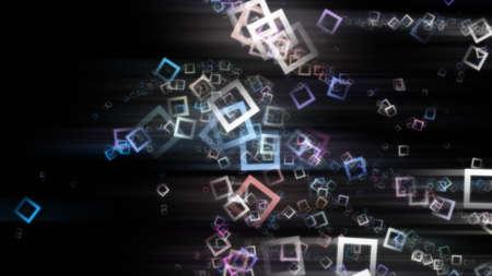 black and silver: Futuristic technology background design illustration