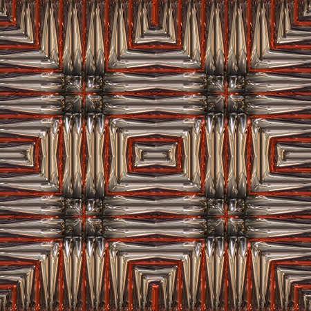 wonderful: Wonderful abstract illustrated glass pattern Stock Photo