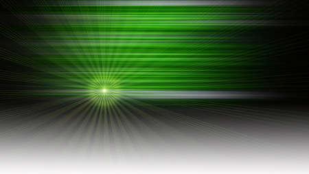Futuristic eco stripe background design with lights Stock Photo