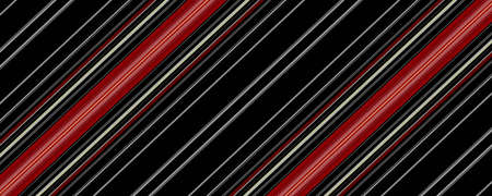 vision loss: Fantastic abstract stripe panorama background design illustration
