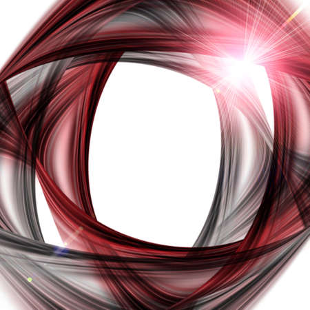 vision loss: Powerful background design illustration with light Stock Photo