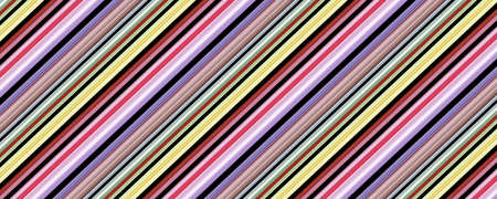 progressed: Fantastic abstract stripe panorama background design illustration