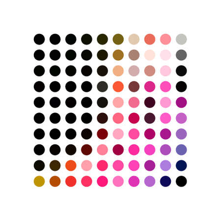 Abstract powerful dot background pattern Stock Photo
