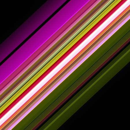 Fantastic abstract stripe background design illustration Stock Photo