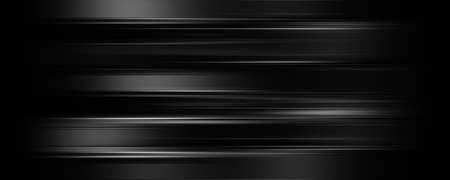 Fantastic abstract panorama stripe background design illustration