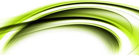 Abstract elegant eco panorama background design illustration