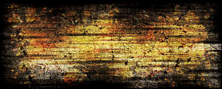 Abstract illustrated grunge panorama background design for your text Stock Photo