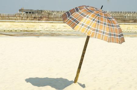 Nice summer on the beach