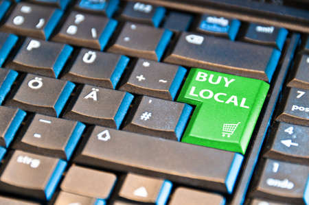 Online Shopping - Buy Local photo