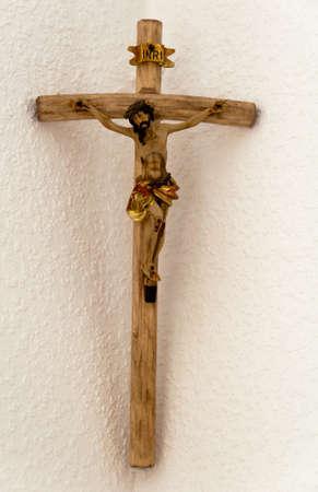 Wooden Crucifix photo