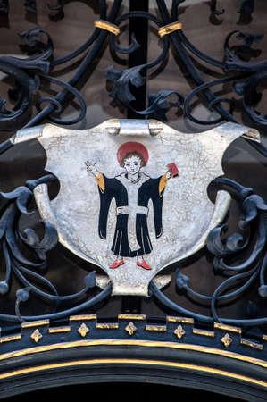 saga: Munich Coat Of Arms, Germany