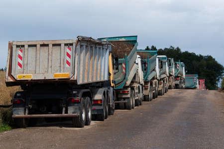 Dump Trucks photo