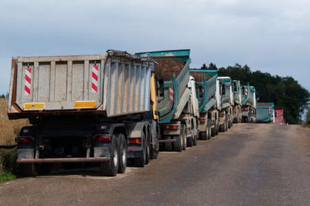 payload: Dump Trucks