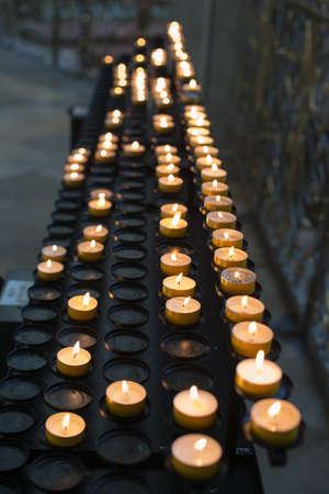mori: Prayer candles