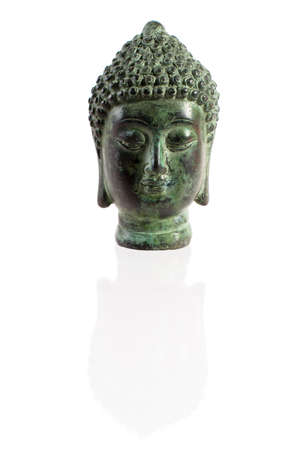 Buddha portrait Stock Photo - 17116685