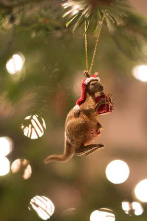 tall hat: Australian Christmas