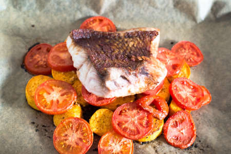Red Snapper Filet photo