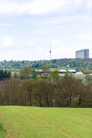 View on Stuttgart photo