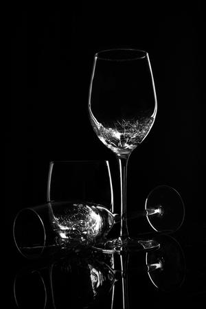 Glass combination