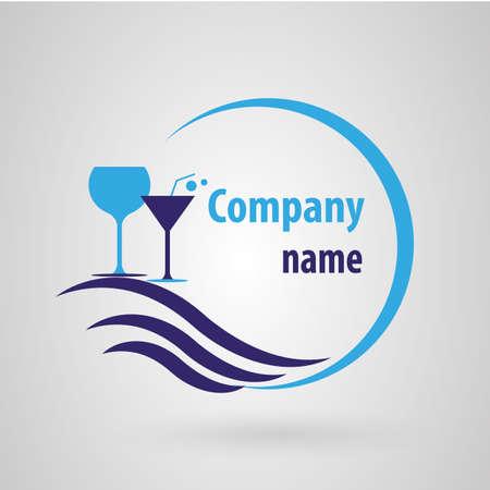 Logo pub Ilustração