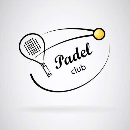 racket:  Racket and Tennis ball.