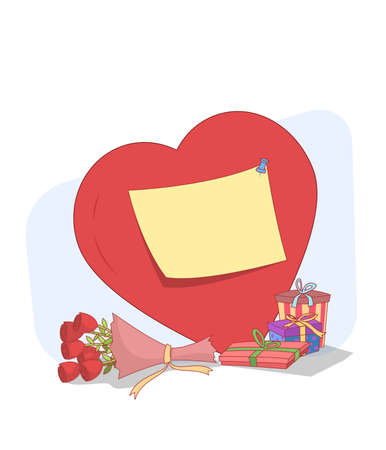 love notes: Valentine gifts and love notes to devote