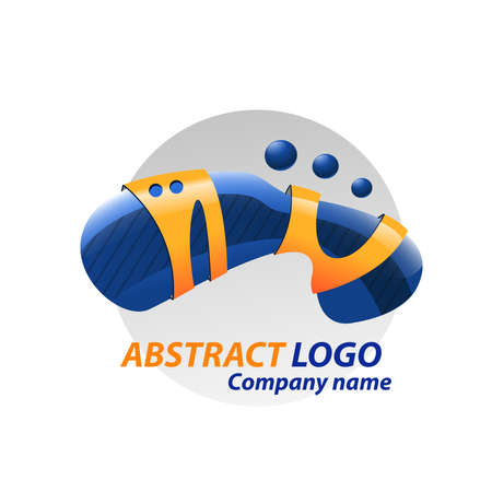 Abstract logo - colorful