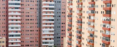 many windows: many windows Stock Photo