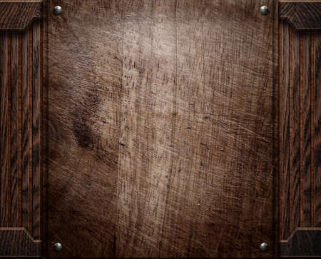 wood background texture (antique furniture) photo