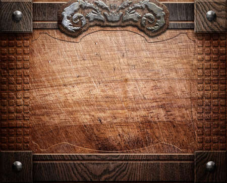 timber frame: wood background texture (antique furniture)