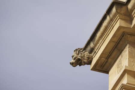 gargouille: Gargoyle  Banque d'images